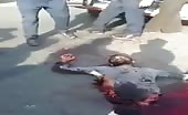 Body ripped into two parts but guy still alive 10
