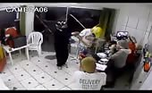 Brazilian thief get killed by police 4