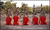 Isis children executing prisoners
