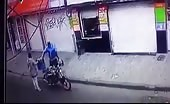 Man shot to death on street