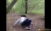 Bully kid knocked out twice 8