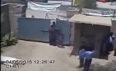 Man shot at the gate 7
