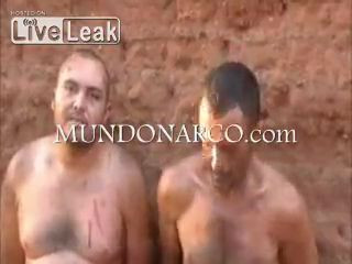 Two captives beheaded by Mexican drug cartel with chainsaw 14