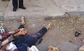Victim of brutal massacre