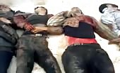 Civilians brutally murdered by assad's men