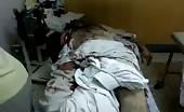Man mangled and crushed