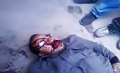 Victim of tunisia protest and uprising