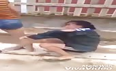 Asian bitch fight