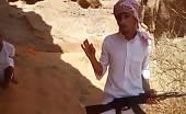 Saudi young boy kills shia guy