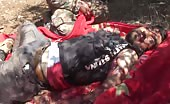 Fsa soldier tortured and murdered by syrian army 13