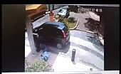 Robber shot dead by off duty cop in brazil 14