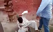 Christian boy gets brutally whipped in pakistan