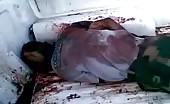 Attack on assad men truck 11
