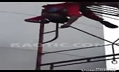 Worker electrocuted 15