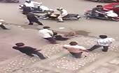Cambodian phone thief lynched 2