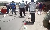 Fatal car accident in morocco