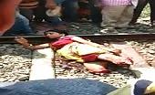 Indian lady gets legs cut off 16