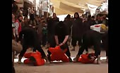 Isis - beheading in crowd 14