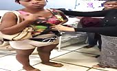 Lady shoplifter caught 13