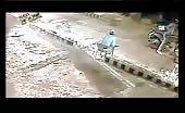 Cctv footage of killing security guard in karachi
