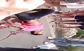 Dying young brazilian thief 12