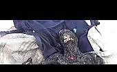 Mummy of dead syria guy
