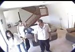 Distrusted wife affair - caught on camera - 2