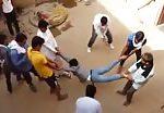 Indian child molester beaten 3