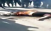 Isis militant roast party 9