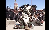 Isis – slaughters captured shia soldiers 12