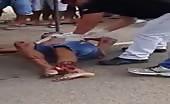 Man dies in road accident 4