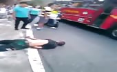 Motorcycle rider loses one foot in accident 8