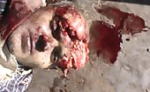 Unidentified victims who were executed  (graphic content) 2