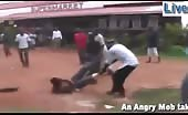 African mob justice