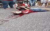 Bandit dies in exchange shooting 8