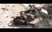Dead civilians after car bomb explosion 12