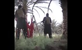 Isis brutal execution footage