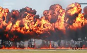 Petrol tanker blast in pakistan before and aftermath 7