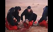 Isis - beheading of four men 9