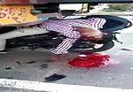 Live fatal motorbike accident 2