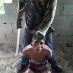 Cartel beheads a man in 7 seconds 2