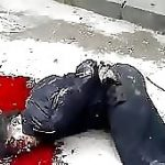 Executed civilian prisoners in syria 2
