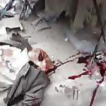 Syrian neighborhood bomb blast massacre 2
