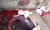 Massacre footage of egypt
