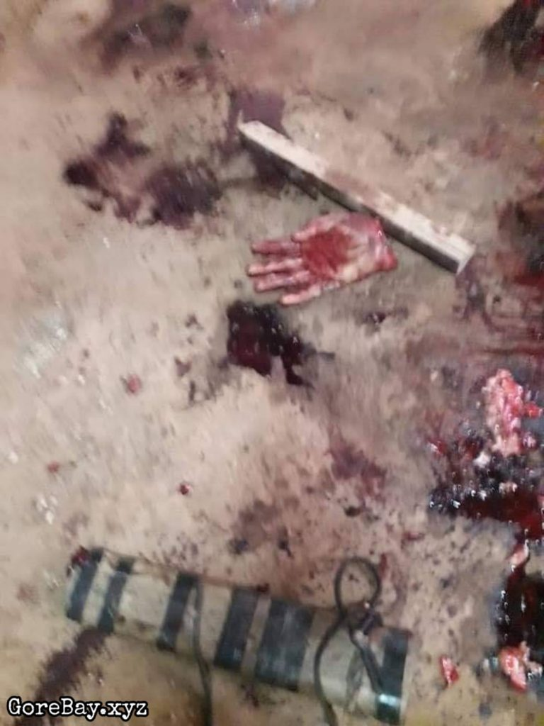 Pregnant wife dismembered 6