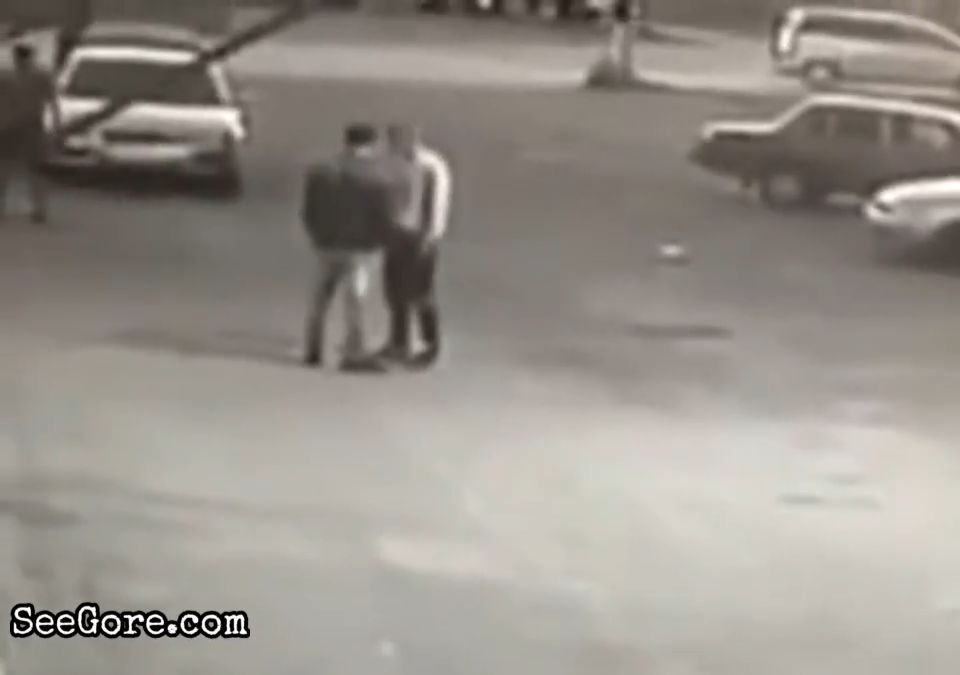 Sucker punch and several stomps leaves a man dead 6