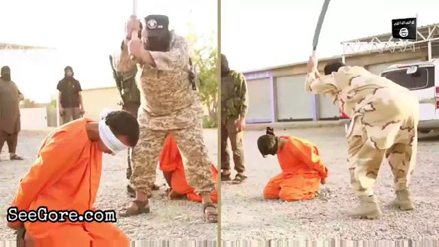 ISIS sword beheading 6