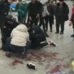 Cop shoots a guy with machete, killing him instantly 2