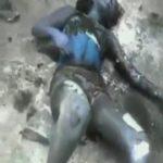 Burned woman still alive 3