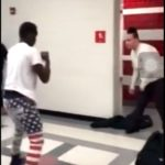 Fight that happened on January 27, 2017 at High School in USA 3